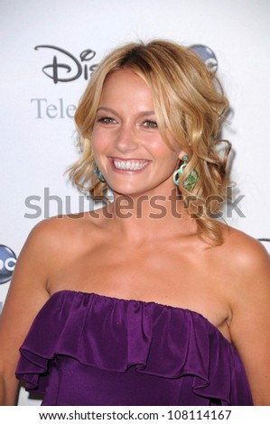 "Becki Newton  at Disney and ABC's ""TCA All Star Party"". Beverly Hilton Hotel, Beverly Hills, CA. 07-17-08"