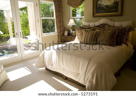 Scientist Themed Bedroom Stock Photo 1301606 Shutterstock