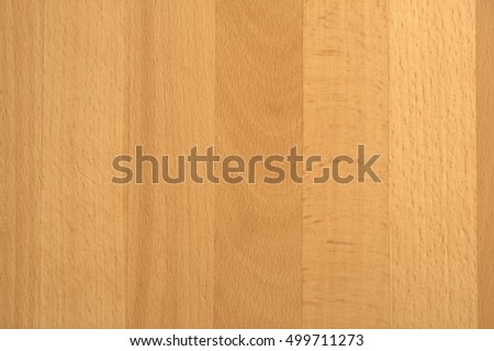 Beech wood surface of a wooden table, material texture