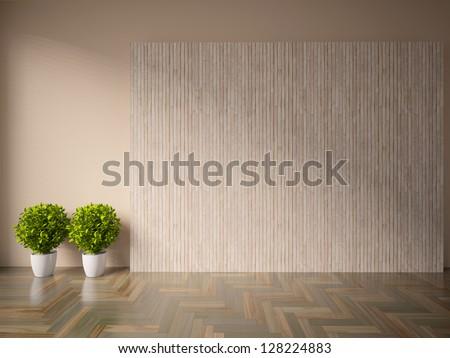 empty interior stock illustration 96750118 - shutterstock