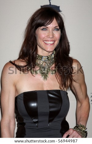 BEVERLY HILLS - JUN 24:  Stacy Haiduk arrives at the TV Academy's reception for the 2010 Daytime Emmy Awards Nominees SLS Hotel on June 24, 2010 in Beverly Hills, CA