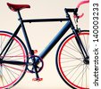 Bicycle - stock