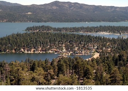 Big Bear California