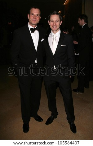 Bill Paxton and Elliot Graham at the 59th Annual ACE Eddie Awards. Beverly Hilton Hotel, Beverly Hills, CA. 02-15-09