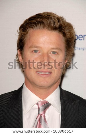 Billy Bush at Operation Smile's 8th Annual Smile Gala. Beverly Hilton Hotel, Beverly Hills, CA. 10-02-09