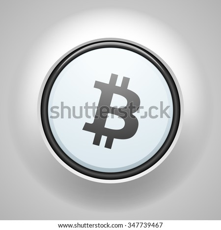 Cryptocurrency icon black background