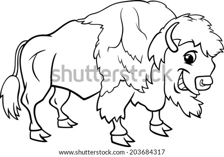 baby buffalo coloring pages | Coloring Pages Little Cute Baby Wolf Stock Vector ...