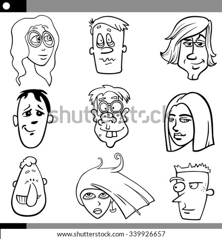nose throat anatomy human mouth respiratory stock vector