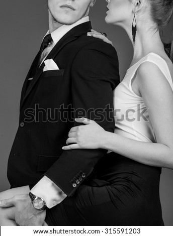 Erotic stock photography