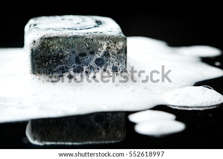how to make foam soap from bar soap