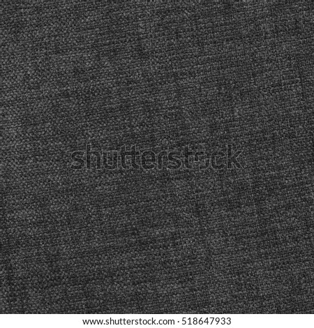 black fabric texture. Useful as background for Your design-works