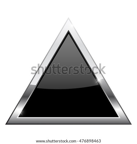 triangular greek letter 3d silver letter delta stock illustration 28922443 42179