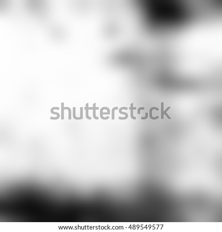 Black, white, gray abstract background. Blur background.