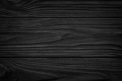 black table top texture. Black Wooden Plank, Tabletop, Floor Surface Or Chopping, Dark Wood Texture Table Top W