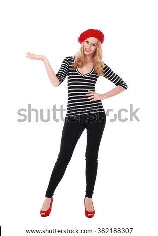 Stereotypical French Outfit | www.pixshark.com - Images ...