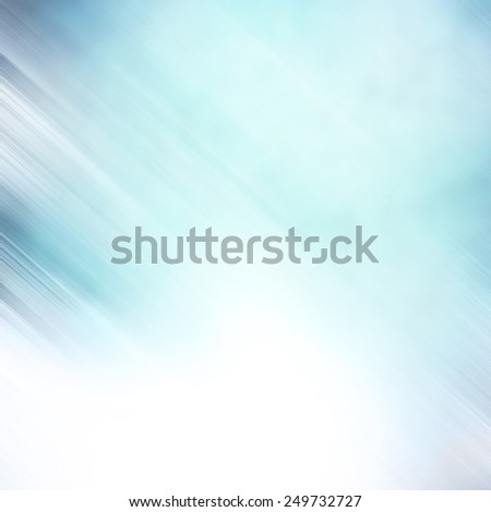 Blue and white blurry abstract background with magic lights