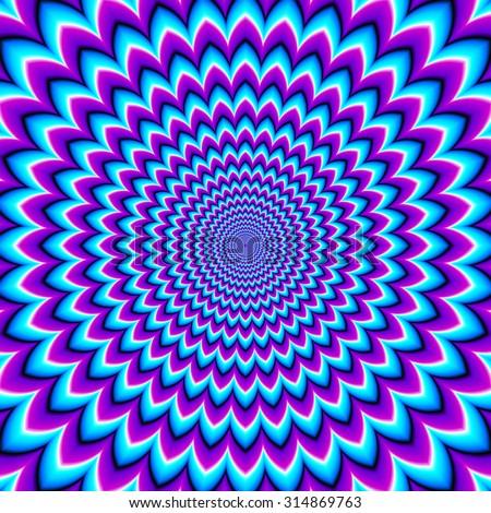 flower power illusion - photo #7