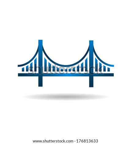 Bridge Icon Stock Photos Images Amp Pictures Shutterstock