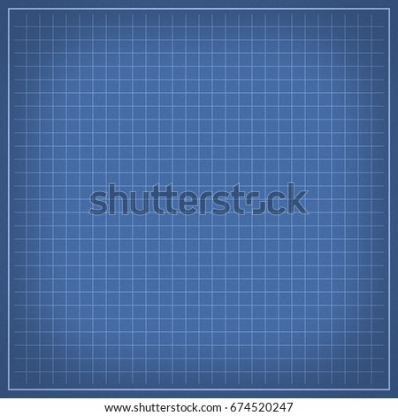 Blueprint millimeter paper a3 reel size stock vector 191051894 blue print paper malvernweather Choice Image
