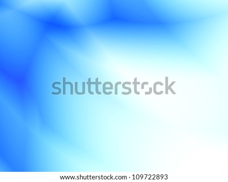 Blue white elegant background