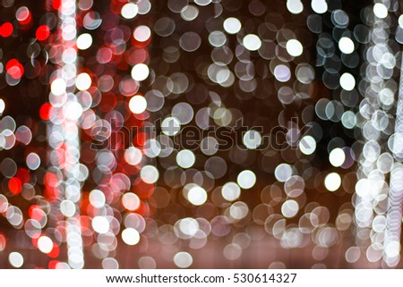 blurred background light new year christmas white red 2017 - Christmas White Lights
