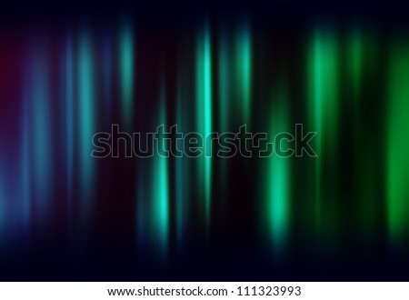Blurred Lines Abstract Background