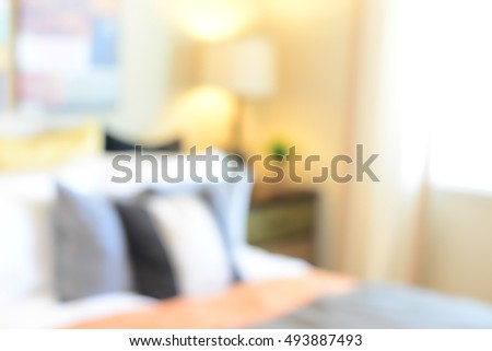 Blurred Luxurious interior, abstract blur background, for web design.