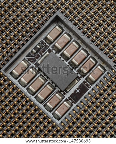 Board Microchip cpu