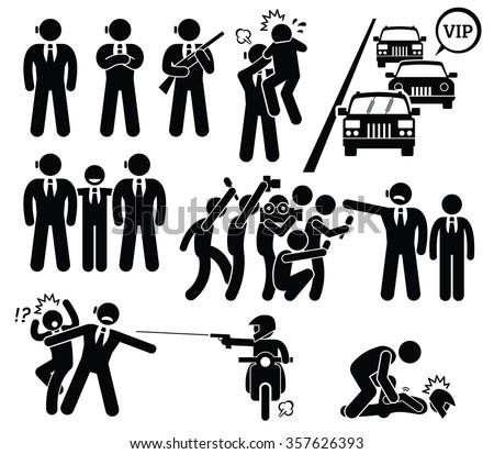 Photographer cameraman paparazzi pose posing icon stock vector 110185982 shutterstock - Bodyguard idee ...