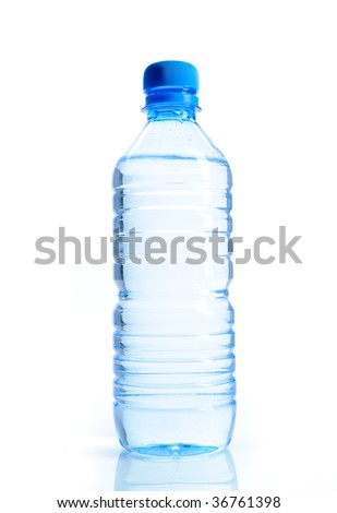 Bottle of still water