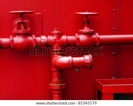Box car valves