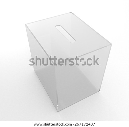 box for votes