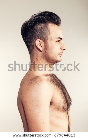 Hairy young boy pictures — pic 12