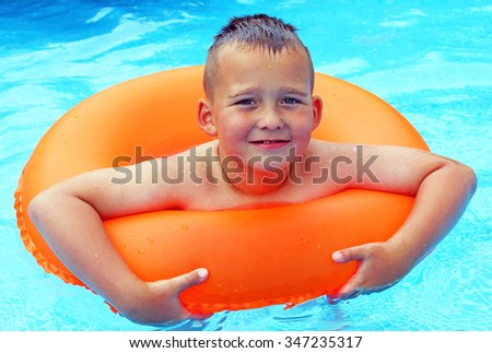 Cute Toddler Girl On Inflatable Plane Stock Photo 21543169 Shutterstock