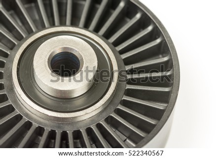 Brand new car engine roller part
