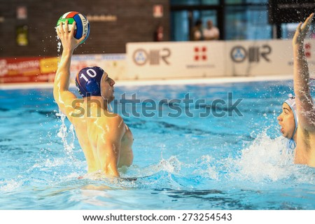 water polo player swimming pool stock photo 207516727 shutterstock