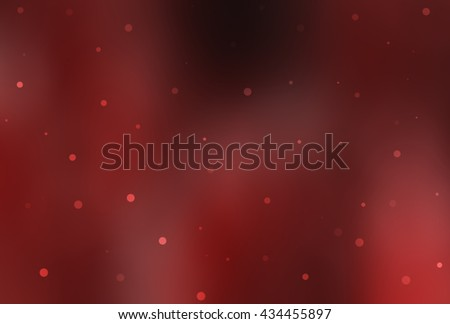 Bright abstract red background with glitter