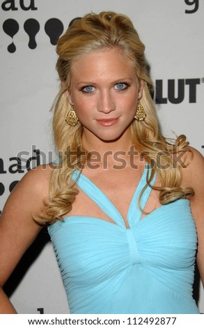 Brittany Snow at the 18th Annual GLAAD Media Awards. Kodak Theatre, Hollywood, CA. 04-14-07