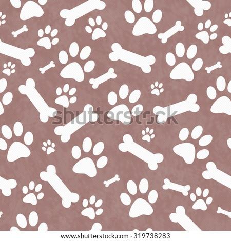 Brown dog bone background - photo#21