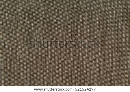 Brown melange fabric closeup. Textured background