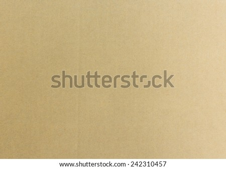 Brown paper card board for web background. paper texture. paper background