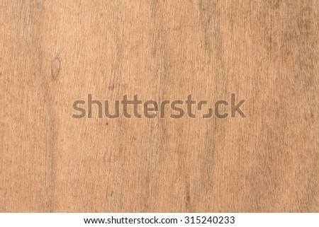 Brown plywood texture with natural pattern