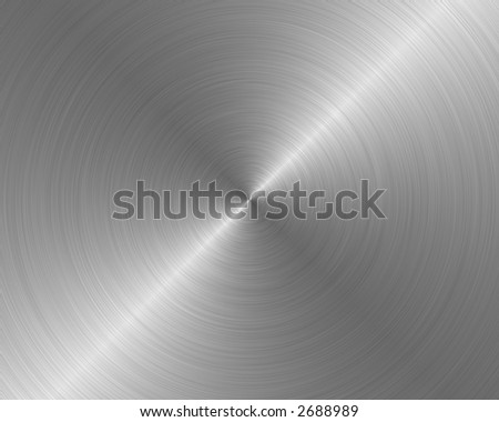 brushed metal texture background steel rough circular