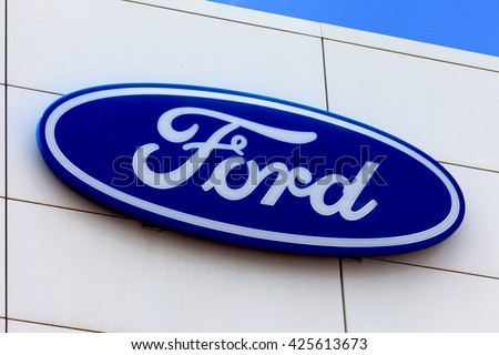 Tel aviv israel march 30 2016 stock photo 398463913 for Ford motor company dealerships