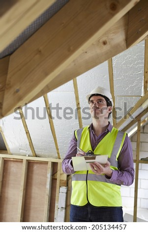 Construction suffering noise pollution on building stock for Home inspection on new build