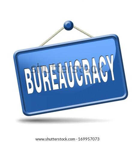Government Bureaucracy