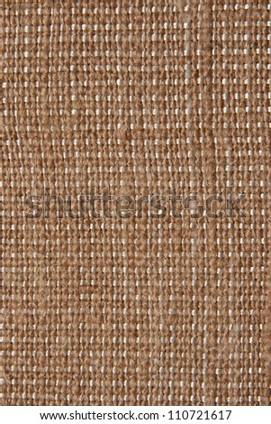 burlap background