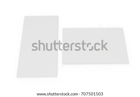 blank card template