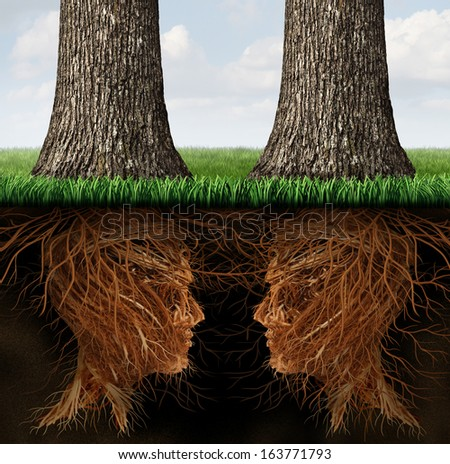 root metaphors as an aid to Underneath the surface are the roots that ground you - these are your core  i  hope that this metaphor can help you to be the best parent,.