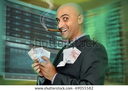 Stock broker or stockbroker